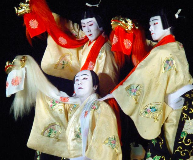 TSA Kabuki Theatre
