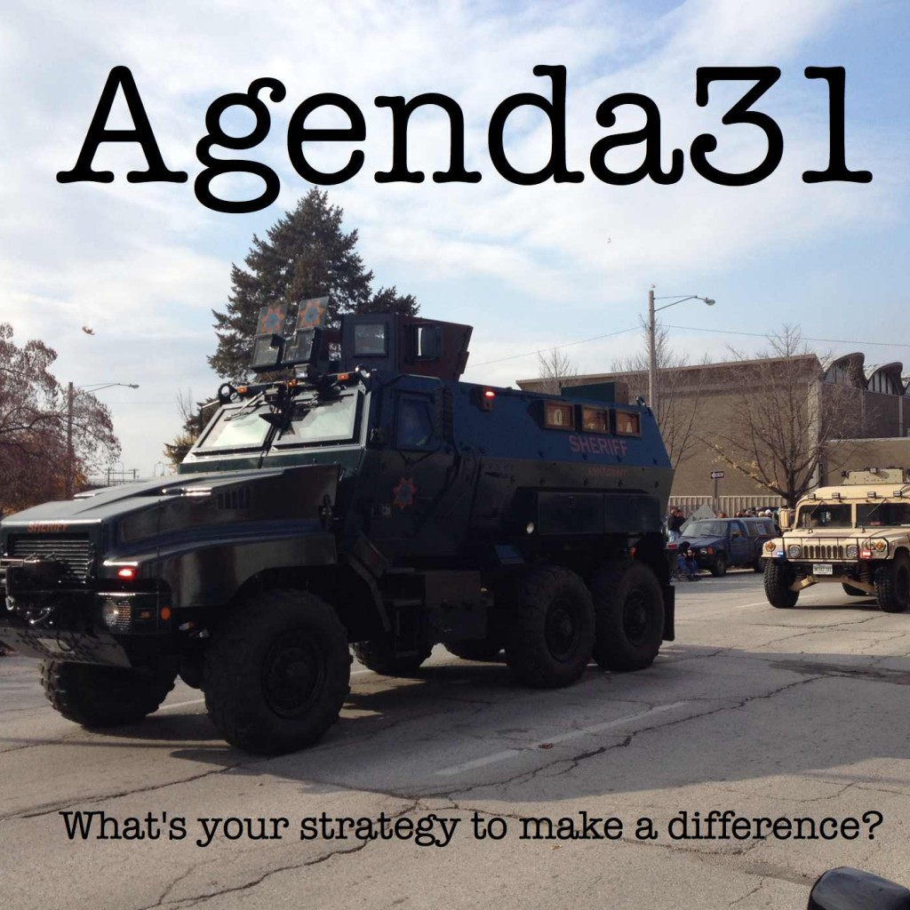 Agenda31 Episode 055 Nov 14 2105