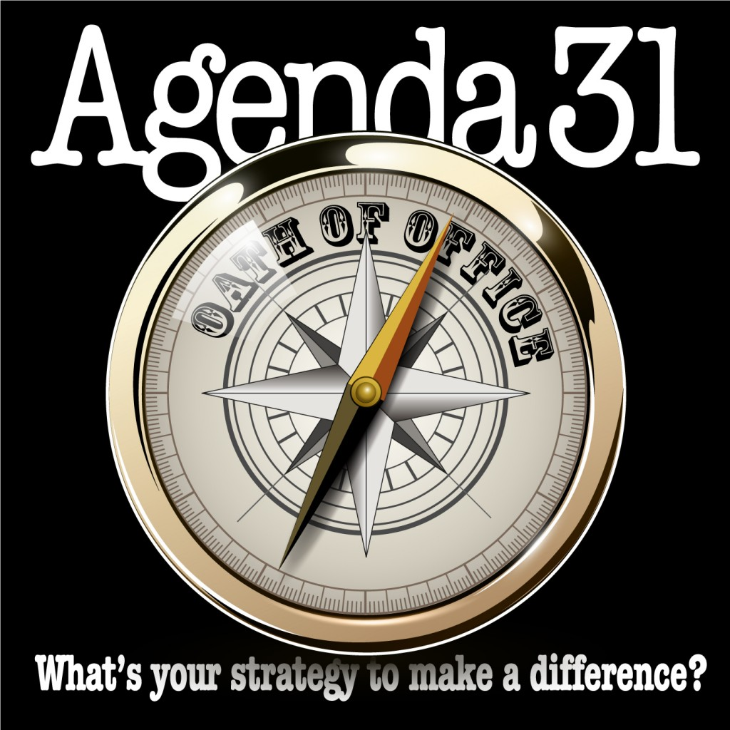 Agenda 31 Oath of Office Moral Compass