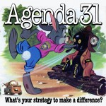 Agenda 31 Episode 60 Album Cover Art