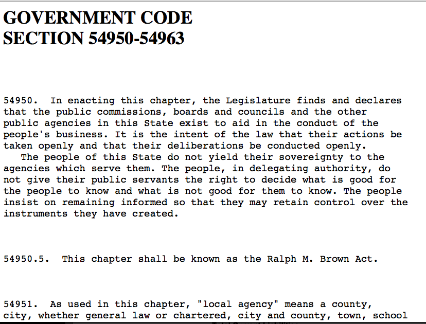 CA.GOVERNMENT_CODE _SECTION.54950-54963