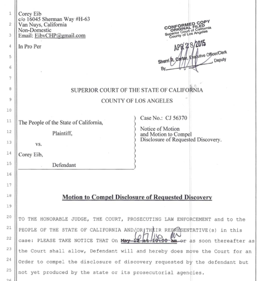 Corey_Eib_Case_No_CJ_56370_Motion_to_Compel_Discovery