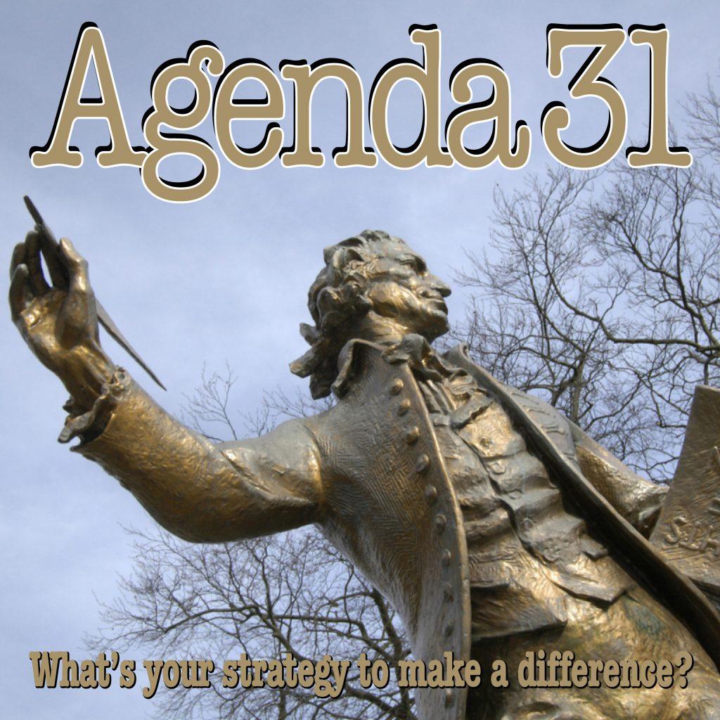 Agenda31.Ep115AlbumCover